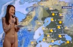 Radio Suomipop alaston säätyttö