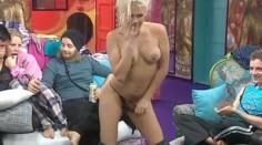 Janica Kortman strippaus Big Brother talossa