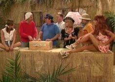 Gilligans Island pornoparodia